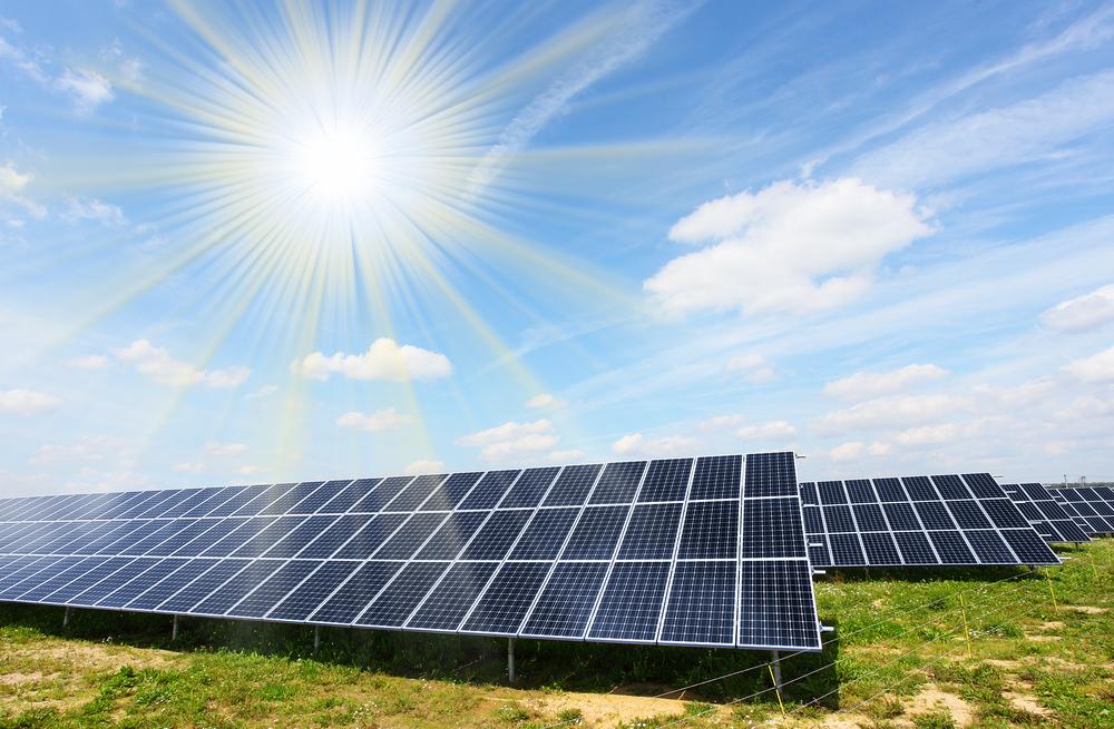 solceller, solcellsbelysning